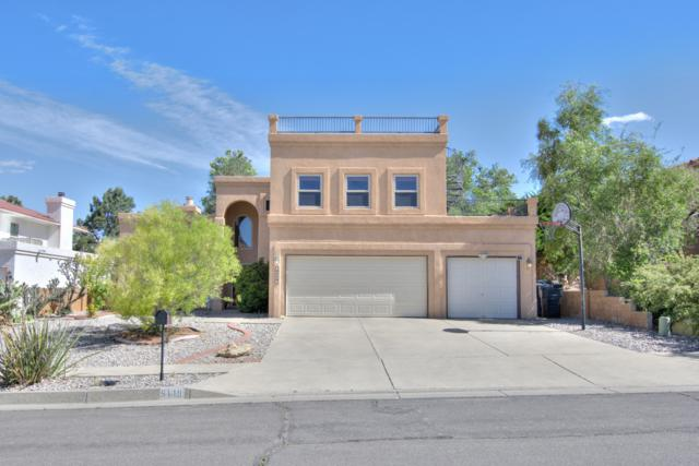 9119 Wallace Avenue NE, Albuquerque, NM 87109 (MLS #945413) :: The Bigelow Team / Realty One of New Mexico