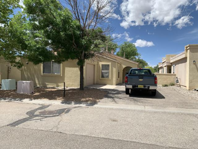 1667 Tramview Lane NE, Rio Rancho, NM 87144 (MLS #945417) :: The Bigelow Team / Realty One of New Mexico