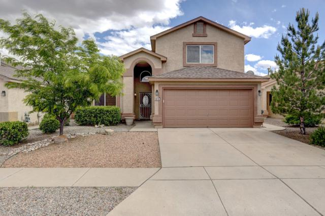 10116 Calle Chulita NW, Albuquerque, NM 87114 (MLS #945421) :: The Bigelow Team / Realty One of New Mexico