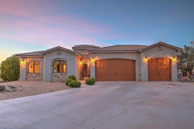 89 Rancho Pequenos Way NW, Albuquerque, NM 87107 (MLS #945422) :: The Bigelow Team / Realty One of New Mexico