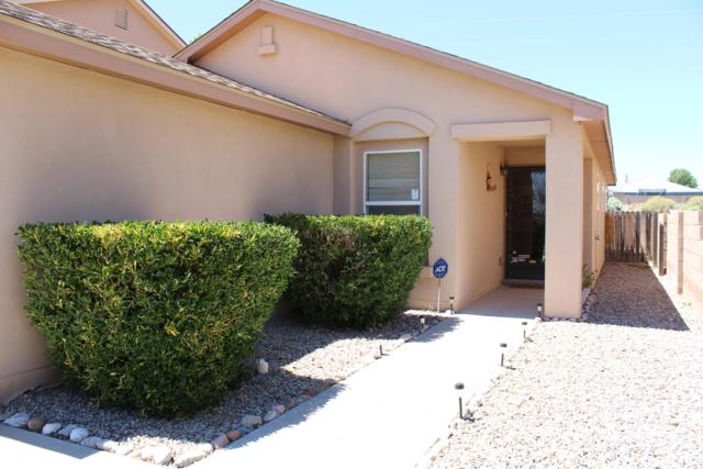 1523 Casa Florida Place NW, Albuquerque, NM 87120 (MLS #945424) :: The Bigelow Team / Realty One of New Mexico