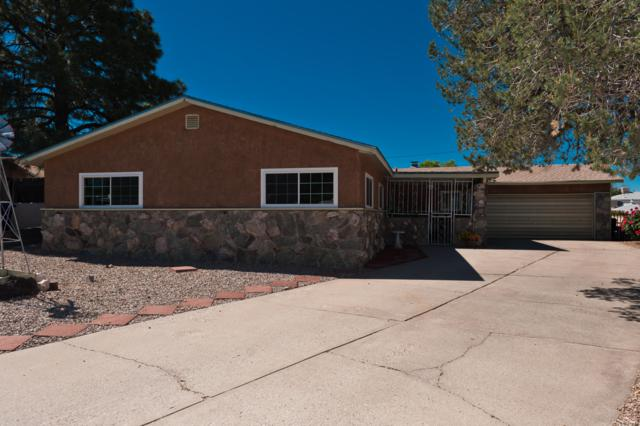 3706 Chapala Drive NE, Albuquerque, NM 87111 (MLS #945427) :: The Bigelow Team / Realty One of New Mexico