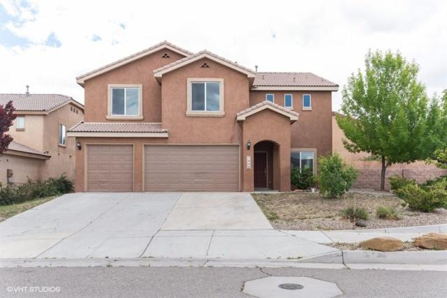 1509 Rain Place NW, Albuquerque, NM 87120 (MLS #945694) :: The Bigelow Team / Red Fox Realty