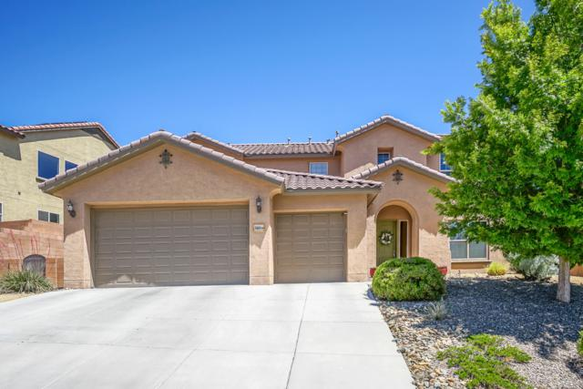 3801 Tierra Vista Place NE, Rio Rancho, NM 87124 (MLS #945714) :: The Bigelow Team / Red Fox Realty
