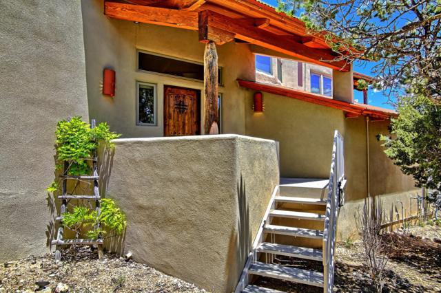13 Via Entrada, Sandia Park, NM 87047 (MLS #945767) :: The Bigelow Team / Red Fox Realty