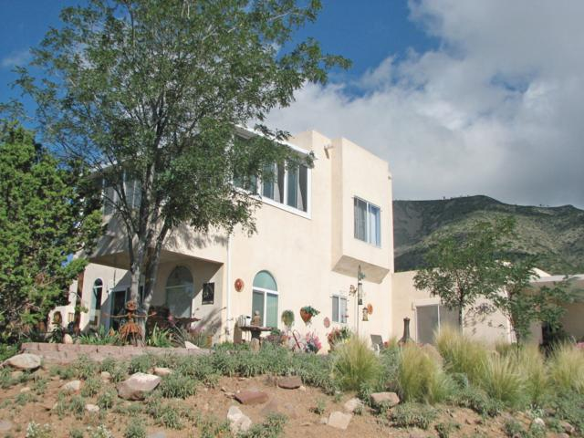 93 Mountain Road, Edgewood, NM 87015 (MLS #945973) :: Campbell & Campbell Real Estate Services
