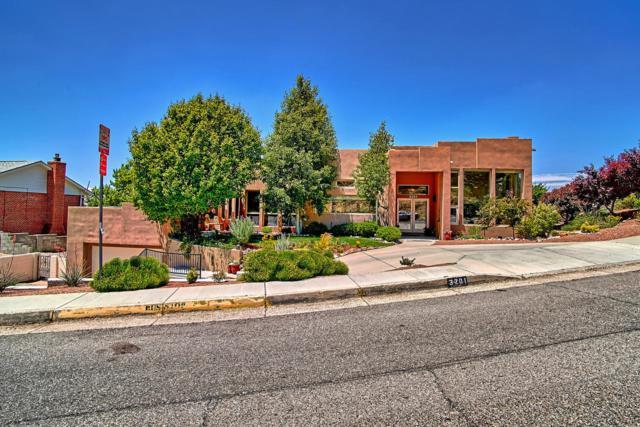 3201 Camino De La Sierra NE, Albuquerque, NM 87111 (MLS #946038) :: The Bigelow Team / Realty One of New Mexico