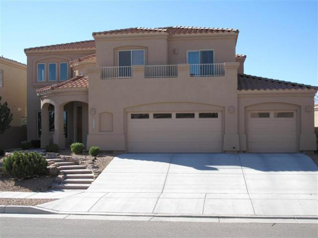 5208 Old Adobe Trail NW, Albuquerque, NM 87120 (MLS #946051) :: The Bigelow Team / Realty One of New Mexico