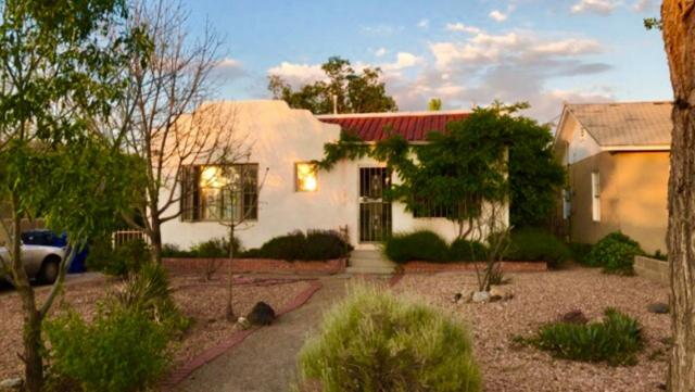 306 Richmond Drive SE, Albuquerque, NM 87106 (MLS #946275) :: Campbell & Campbell Real Estate Services