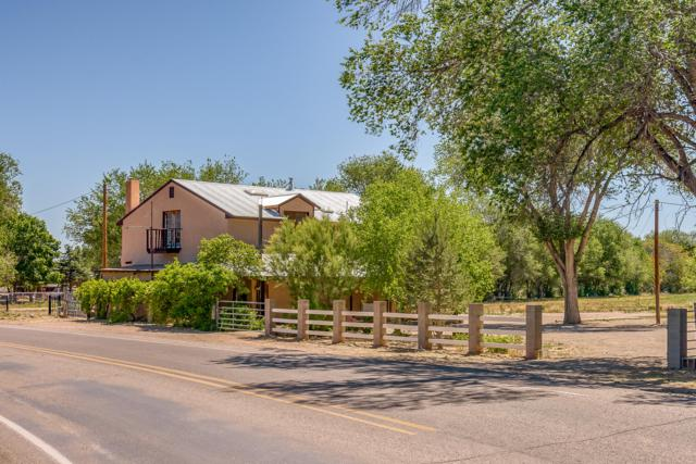 1352 New Mexico State 313 Road, Algodones, NM 87001 (MLS #946332) :: Campbell & Campbell Real Estate Services