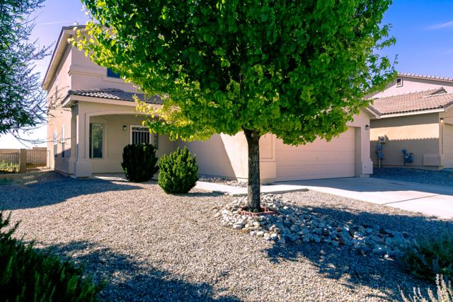1512 Summer Breeze Drive NW, Albuquerque, NM 87120 (MLS #946643) :: The Bigelow Team / Red Fox Realty