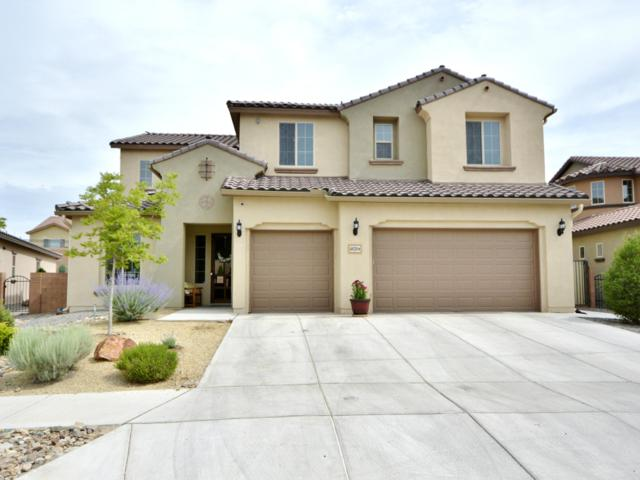 4020 Colina Roja Lane NE, Rio Rancho, NM 87124 (MLS #946669) :: The Bigelow Team / Red Fox Realty