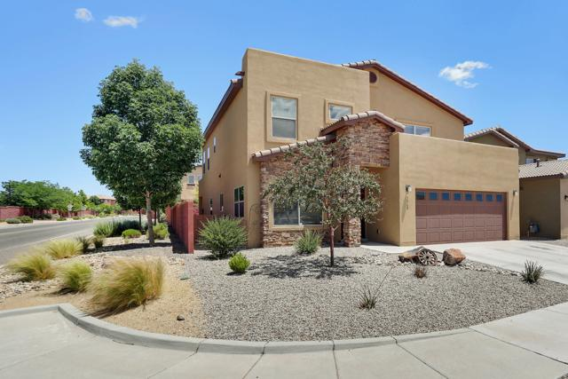 3369 Llano Vista Loop NE, Rio Rancho, NM 87124 (MLS #946700) :: The Bigelow Team / Red Fox Realty