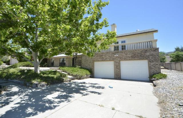 1544 Monte Largo Drive NE, Albuquerque, NM 87112 (MLS #946835) :: The Bigelow Team / Realty One of New Mexico
