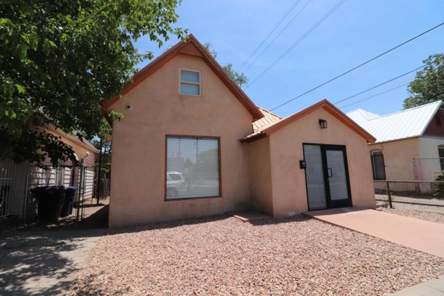 508 3rd Street SW, Albuquerque, NM 87102 (MLS #946887) :: Campbell & Campbell Real Estate Services
