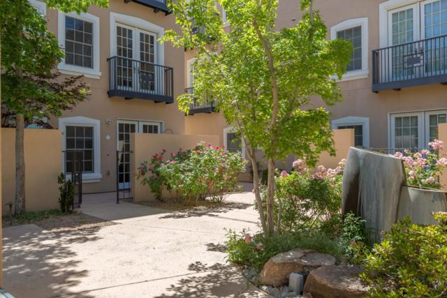 1900 Central Avenue SW #301, Albuquerque, NM 87104 (MLS #946916) :: Campbell & Campbell Real Estate Services