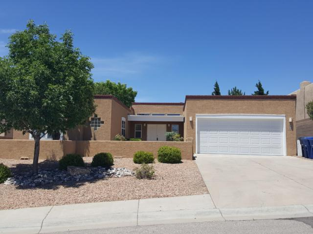 343 Pinon Creek Road, Albuquerque, NM 87123 (MLS #946928) :: The Bigelow Team / Red Fox Realty