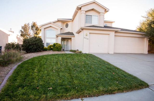 4328 Rancho Centro NW, Albuquerque, NM 87120 (MLS #947100) :: Campbell & Campbell Real Estate Services