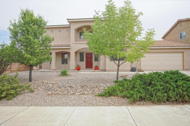 5857 Chaco Loop NE, Rio Rancho, NM 87144 (MLS #947134) :: Campbell & Campbell Real Estate Services