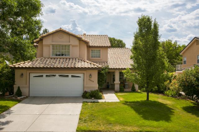 8508 Jean Parrish Court NE, Albuquerque, NM 87122 (MLS #947259) :: Campbell & Campbell Real Estate Services