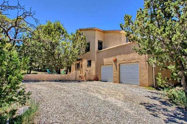 35 Paseo De Paz, Tijeras, NM 87059 (MLS #947302) :: Campbell & Campbell Real Estate Services