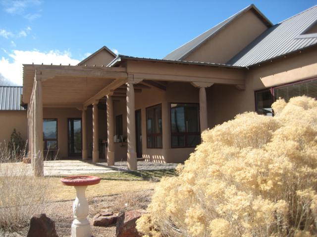 14 Via Entrada, Sandia Park, NM 87047 (MLS #947344) :: Campbell & Campbell Real Estate Services