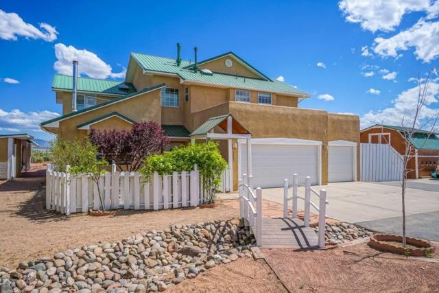3007 Oculus Loop, Rio Rancho, NM 87144 (MLS #947387) :: Campbell & Campbell Real Estate Services