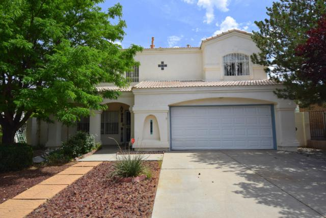 10827 Wolf Creek Road SE, Albuquerque, NM 87123 (MLS #947395) :: Campbell & Campbell Real Estate Services