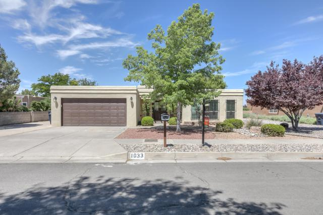 1033 Lawrence Drive NE, Albuquerque, NM 87123 (MLS #947406) :: The Bigelow Team / Realty One of New Mexico