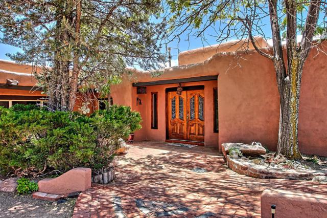 7 Kennedy Lane, Tijeras, NM 87059 (MLS #947574) :: Campbell & Campbell Real Estate Services