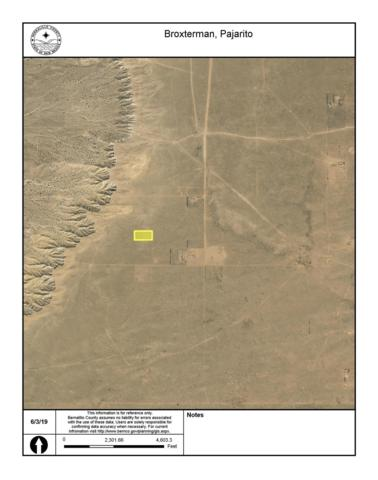 Off Pajarito Road SW, Albuquerque, NM 87121 (MLS #947646) :: Campbell & Campbell Real Estate Services