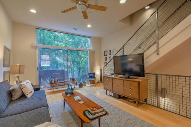 843 Silver Avenue SW, Albuquerque, NM 87102 (MLS #947676) :: The Bigelow Team / Red Fox Realty