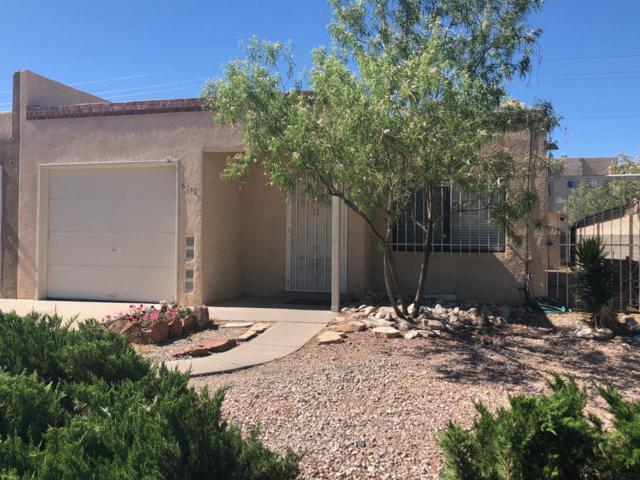 6019 Kilmer Avenue NW, Albuquerque, NM 87120 (MLS #947705) :: Silesha & Company