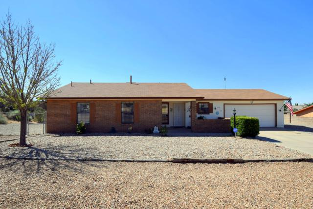 4316 David Court NE, Rio Rancho, NM 87124 (MLS #947715) :: Campbell & Campbell Real Estate Services