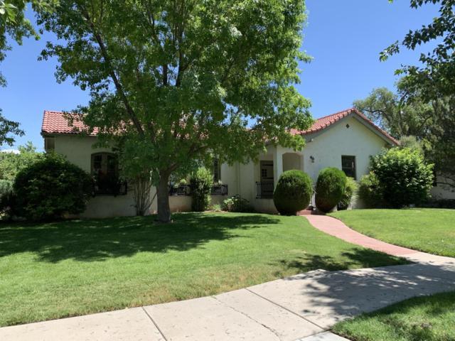 1523 Park Avenue SW, Albuquerque, NM 87104 (MLS #947741) :: Campbell & Campbell Real Estate Services