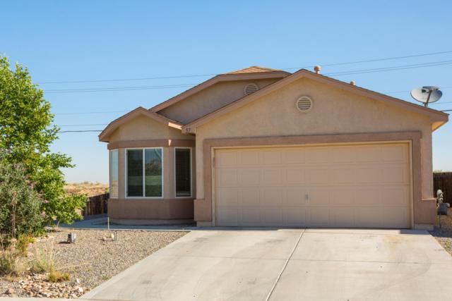 57 Vista Del Cerro Drive, Los Lunas, NM 87031 (MLS #947768) :: Campbell & Campbell Real Estate Services