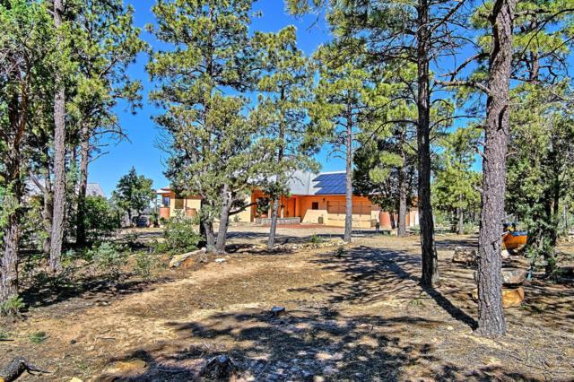28 Estrella Vista Drive, Tijeras, NM 87059 (MLS #947837) :: Campbell & Campbell Real Estate Services