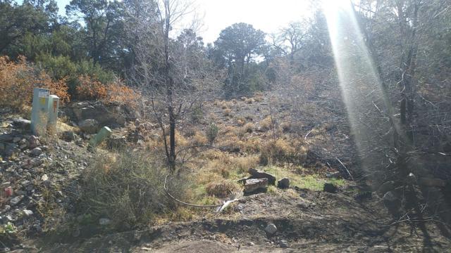 8 Tablazon Valley Drive, Tijeras, NM 87059 (MLS #947841) :: The Buchman Group