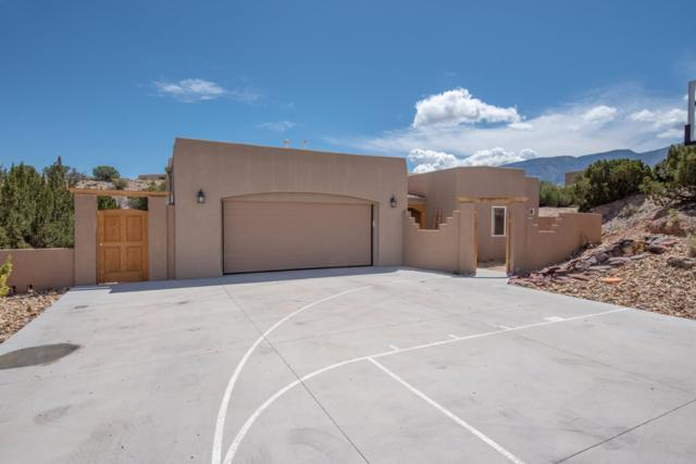121 Forest Lane, Placitas, NM 87043 (MLS #947846) :: Campbell & Campbell Real Estate Services