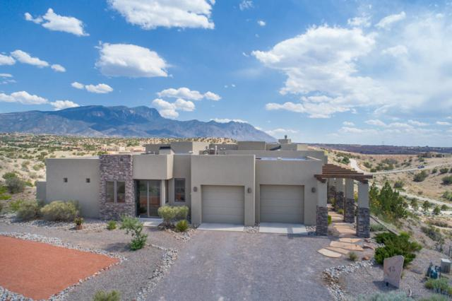 43 Second Mesa Drive, Placitas, NM 87043 (MLS #947854) :: Campbell & Campbell Real Estate Services