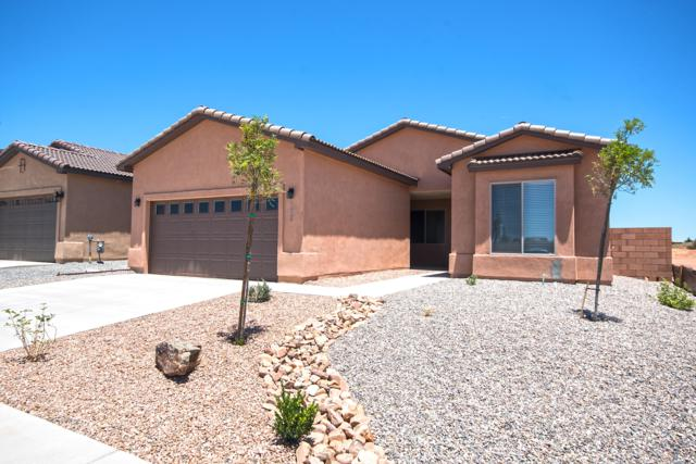 4026 Mountain Trail Trail NE, Rio Rancho, NM 87144 (MLS #947876) :: Campbell & Campbell Real Estate Services