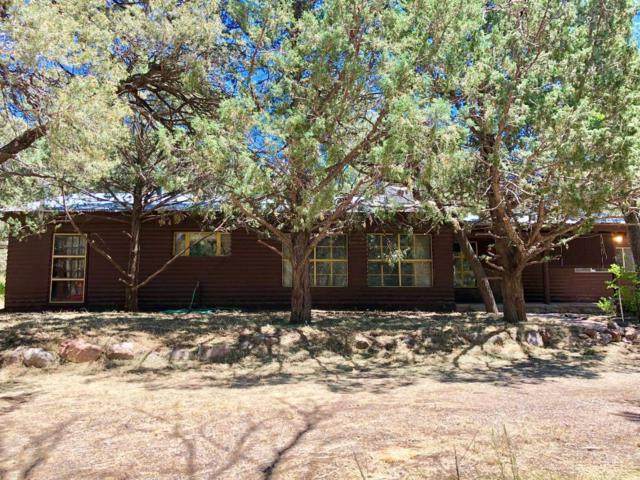 25 Skyline Drive, Sandia Park, NM 87047 (MLS #947888) :: Campbell & Campbell Real Estate Services