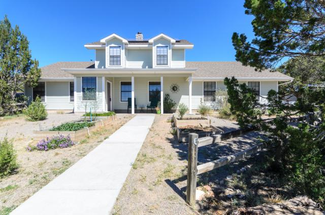 1003 Mountain Valley Road, Tijeras, NM 87059 (MLS #947910) :: Campbell & Campbell Real Estate Services