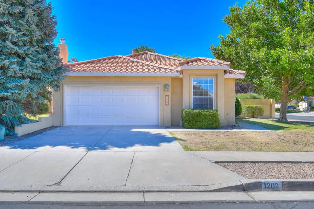 1202 Blue Quail Road NE, Albuquerque, NM 87112 (MLS #947919) :: The Bigelow Team / Realty One of New Mexico