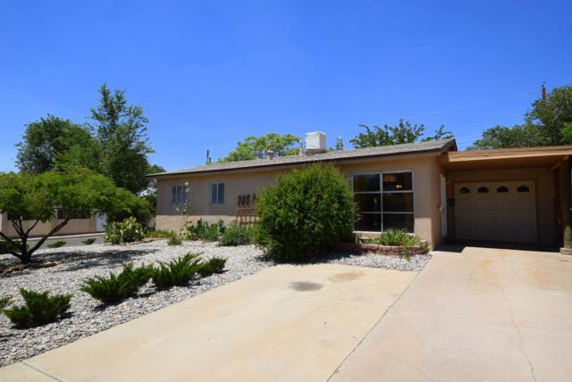 11603 Summer Avenue NE, Albuquerque, NM 87112 (MLS #947923) :: The Bigelow Team / Realty One of New Mexico