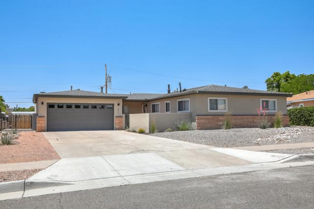 3825 San Marcos Place NE, Albuquerque, NM 87111 (MLS #948021) :: Campbell & Campbell Real Estate Services