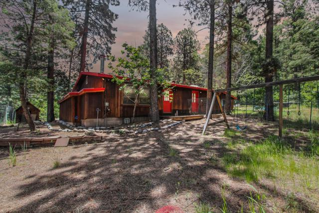 754 Los Griegos Road, Jemez Springs, NM 87025 (MLS #948022) :: Silesha & Company