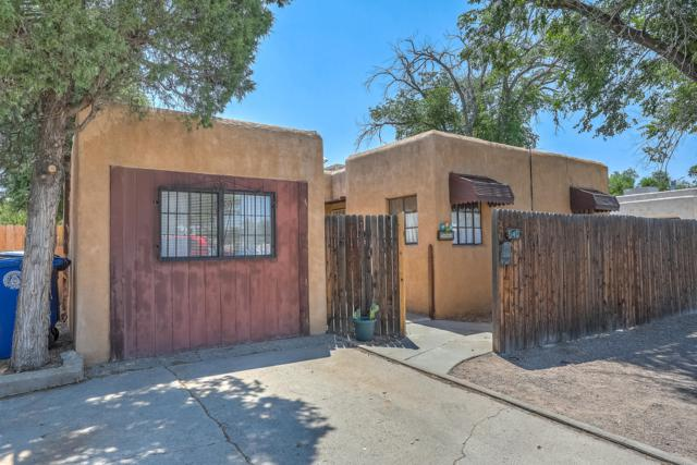 540 Carlisle Boulevard NE, Albuquerque, NM 87106 (MLS #948191) :: Campbell & Campbell Real Estate Services