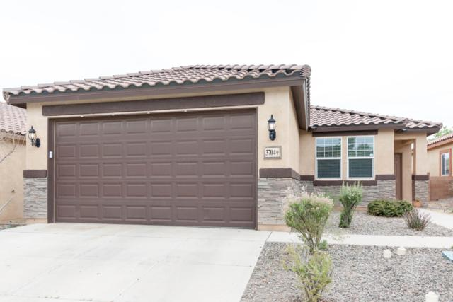 3704 Tierra Abierta Place NE, Rio Rancho, NM 87124 (MLS #948347) :: The Bigelow Team / Red Fox Realty