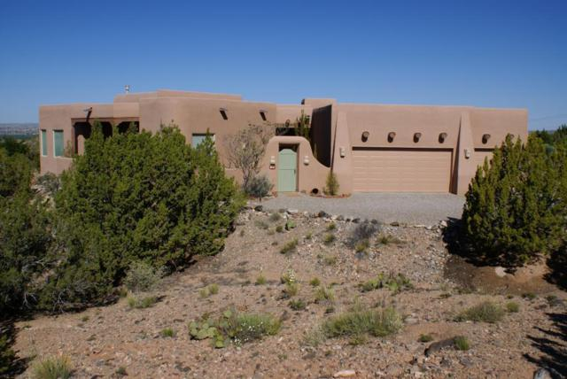 16 Desert Mountain Road, Placitas, NM 87043 (MLS #948470) :: Campbell & Campbell Real Estate Services